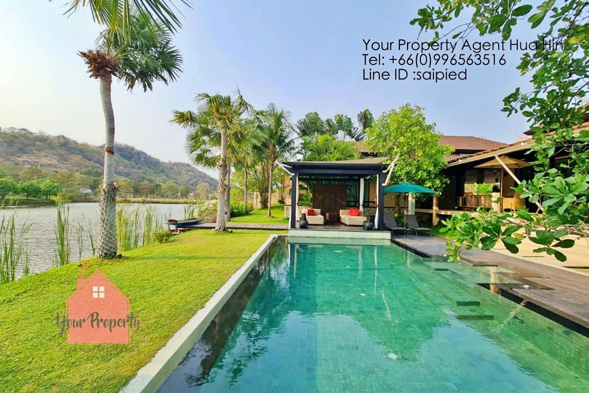Villa Balinese Style Hua Hin