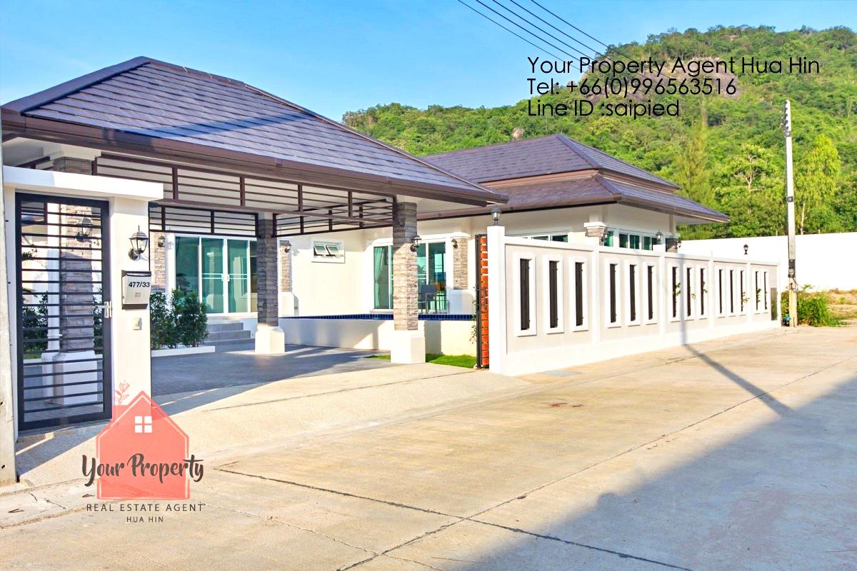 New Modern Villa Hua Hin