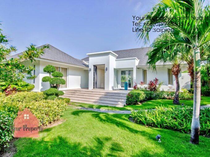 Luxury Villa near Golf Course