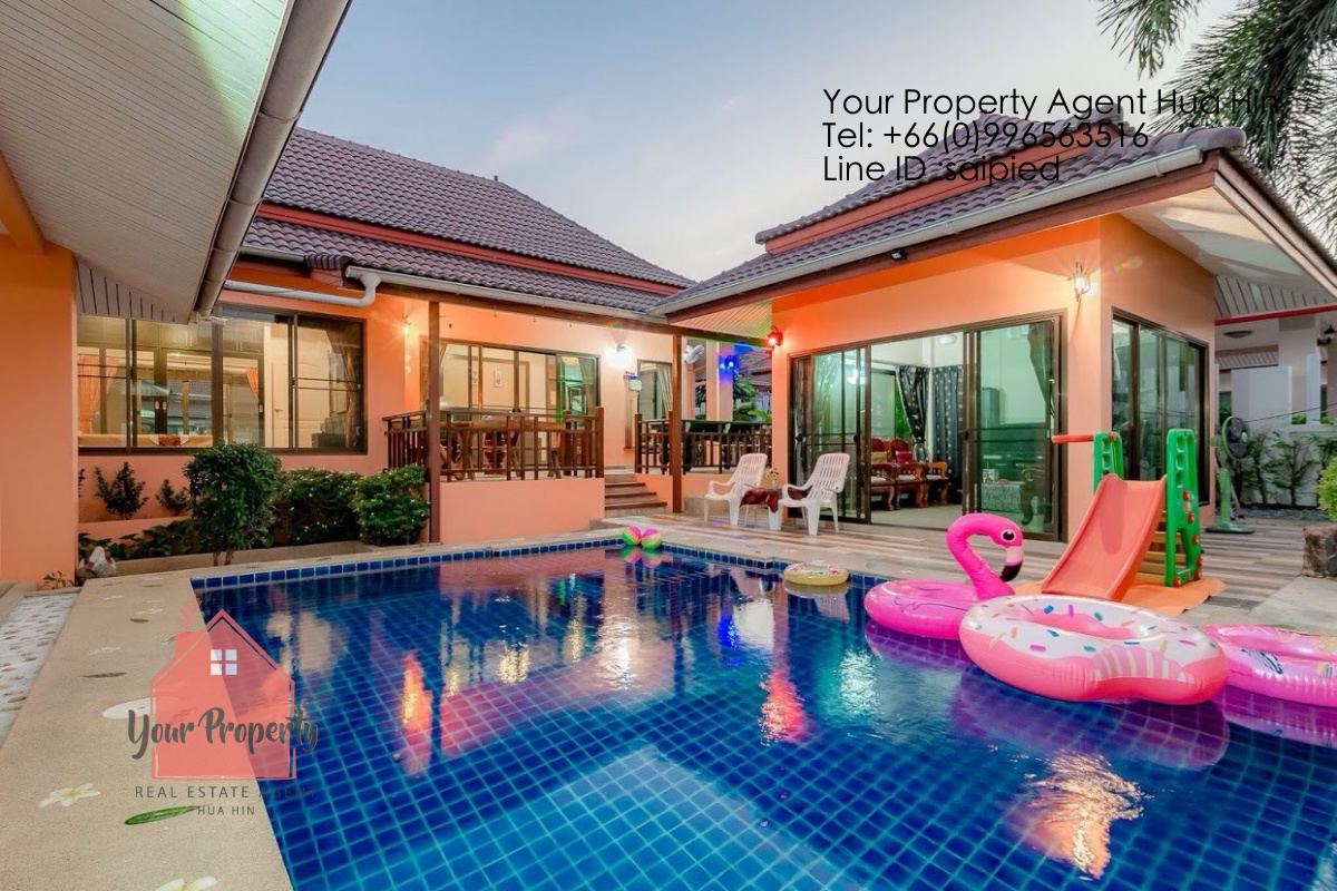 Pool Villa Hua Hin for Sale
