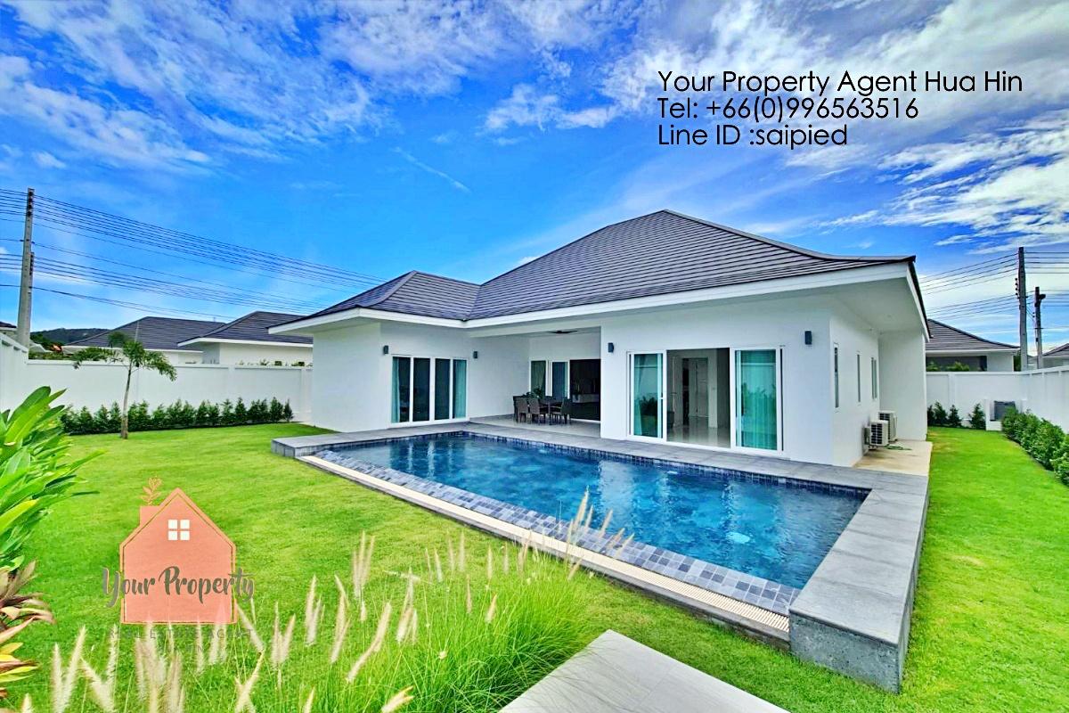 New Modern Pool Villa Hua Hin