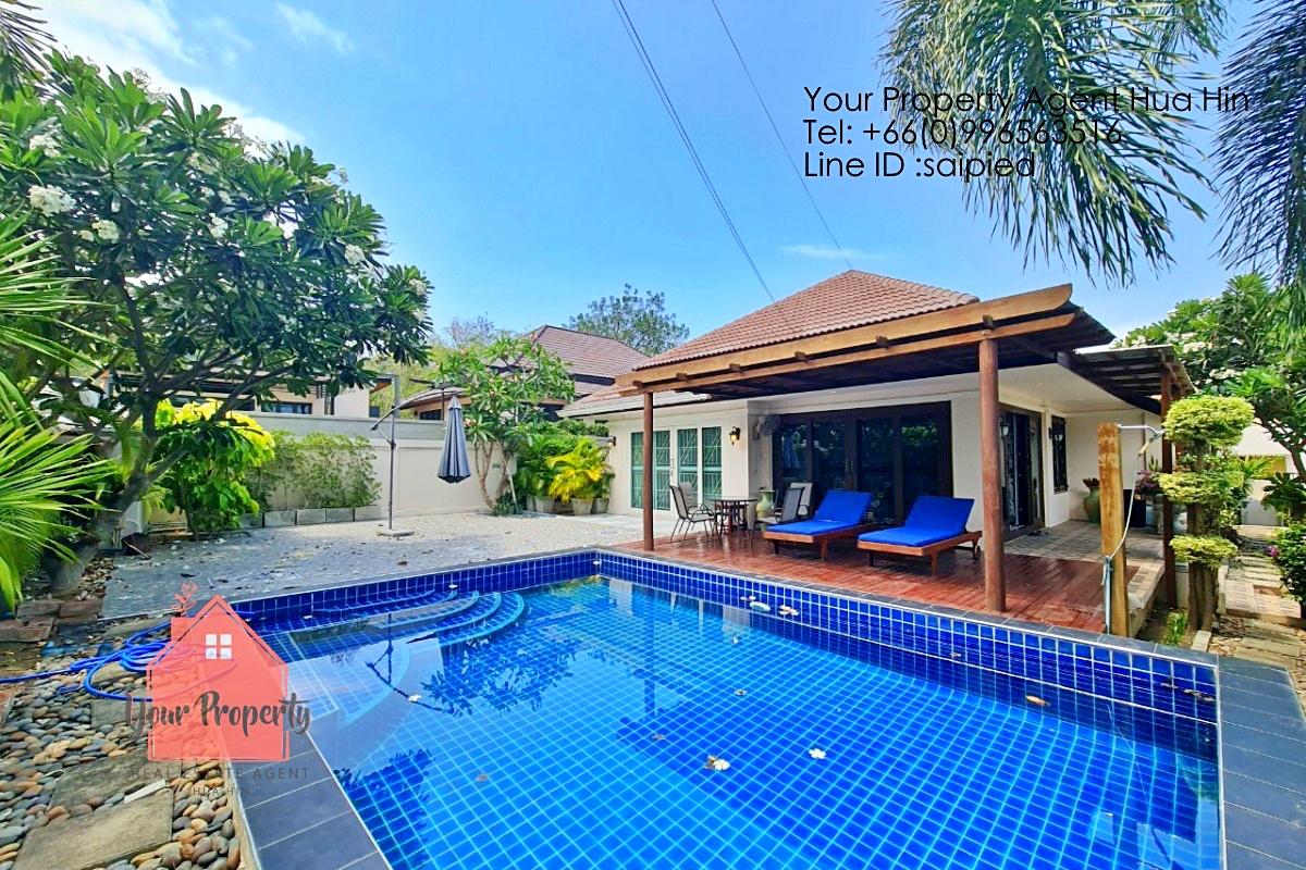 Pool Villa Hua Hin 3 Bedrooms