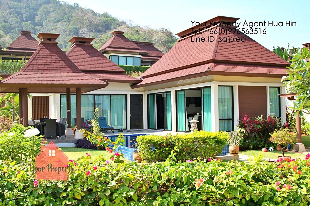 Bali Style Villa Hua Hin