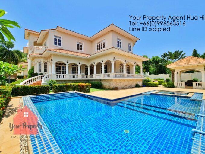 Luxury 2 Storey Villa
