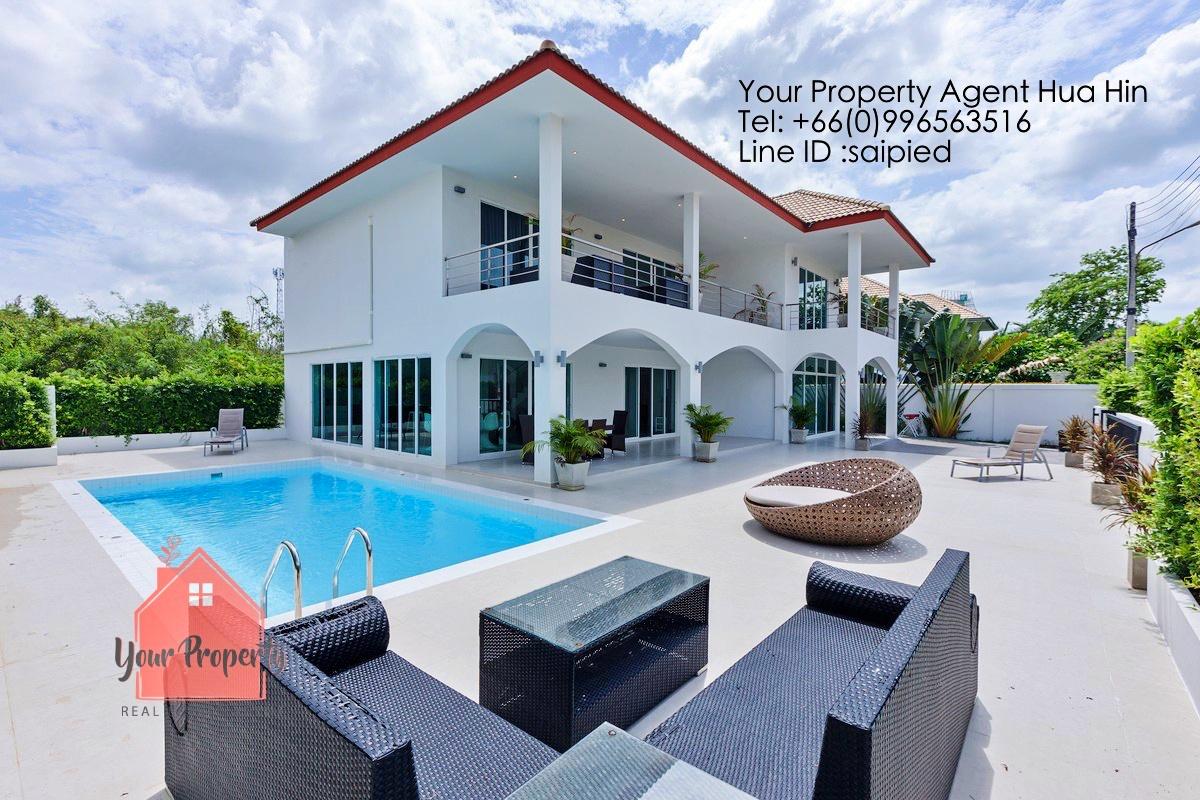 Modern 2 Storey Villa Hua Hin