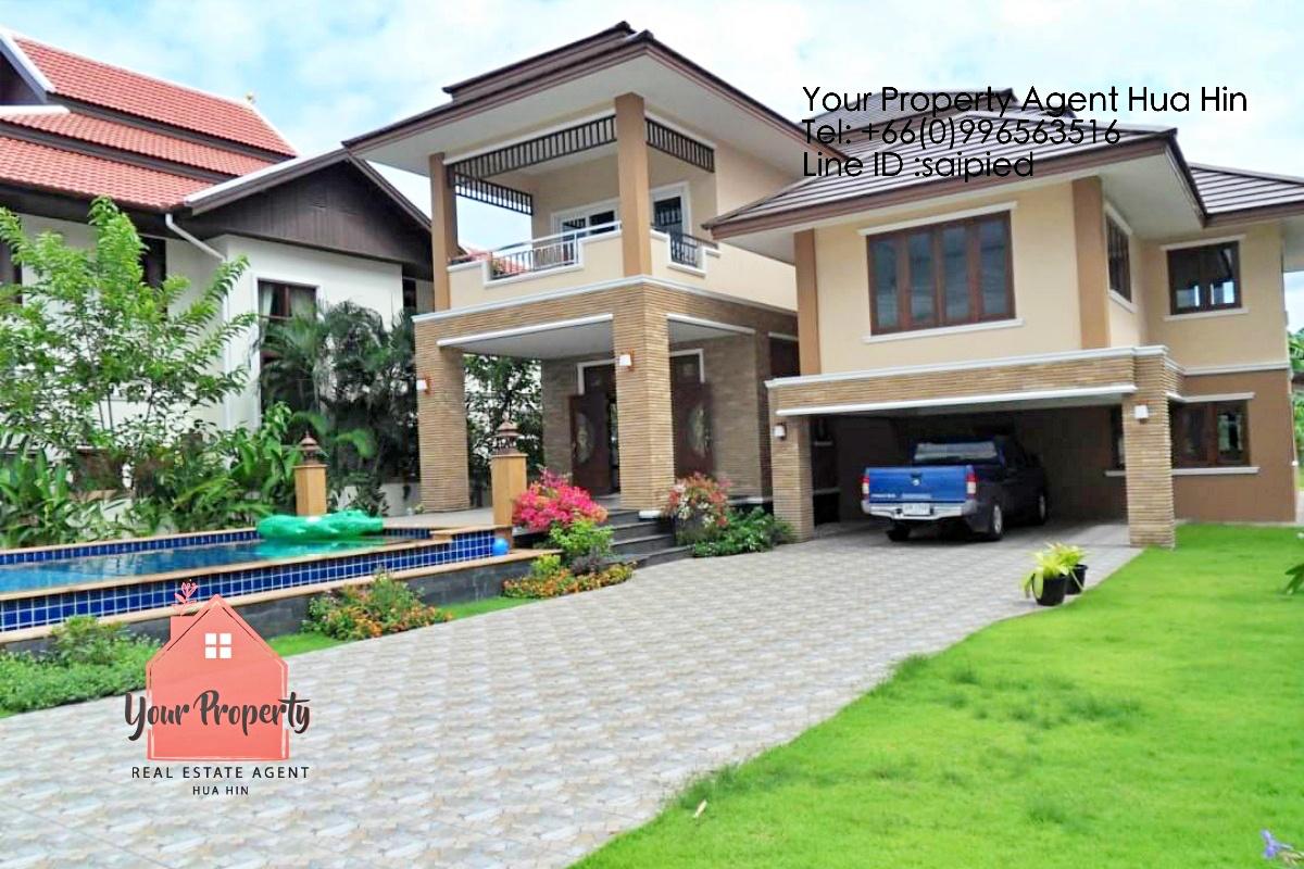 New Thai Style Villa Hua Hin