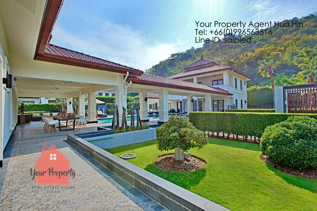 Modern Bali Luxury Villa Hua Hin