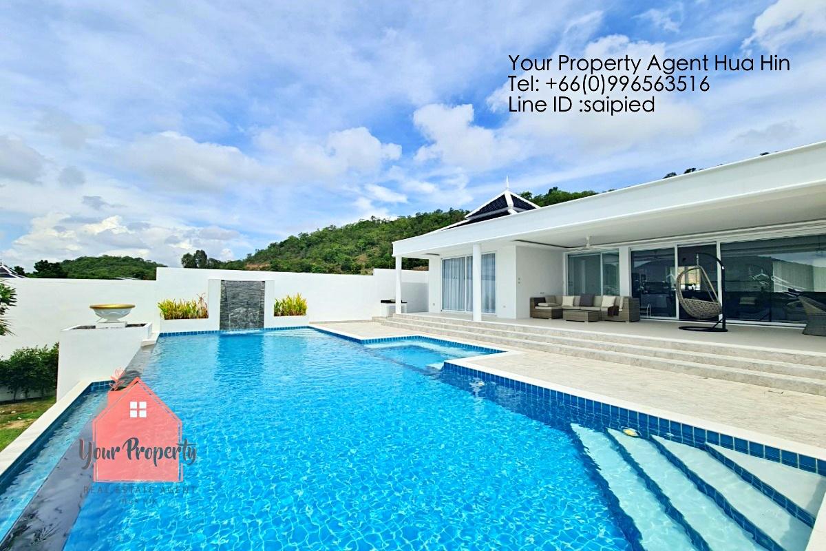 Luxury Pool Villa Hua Hin