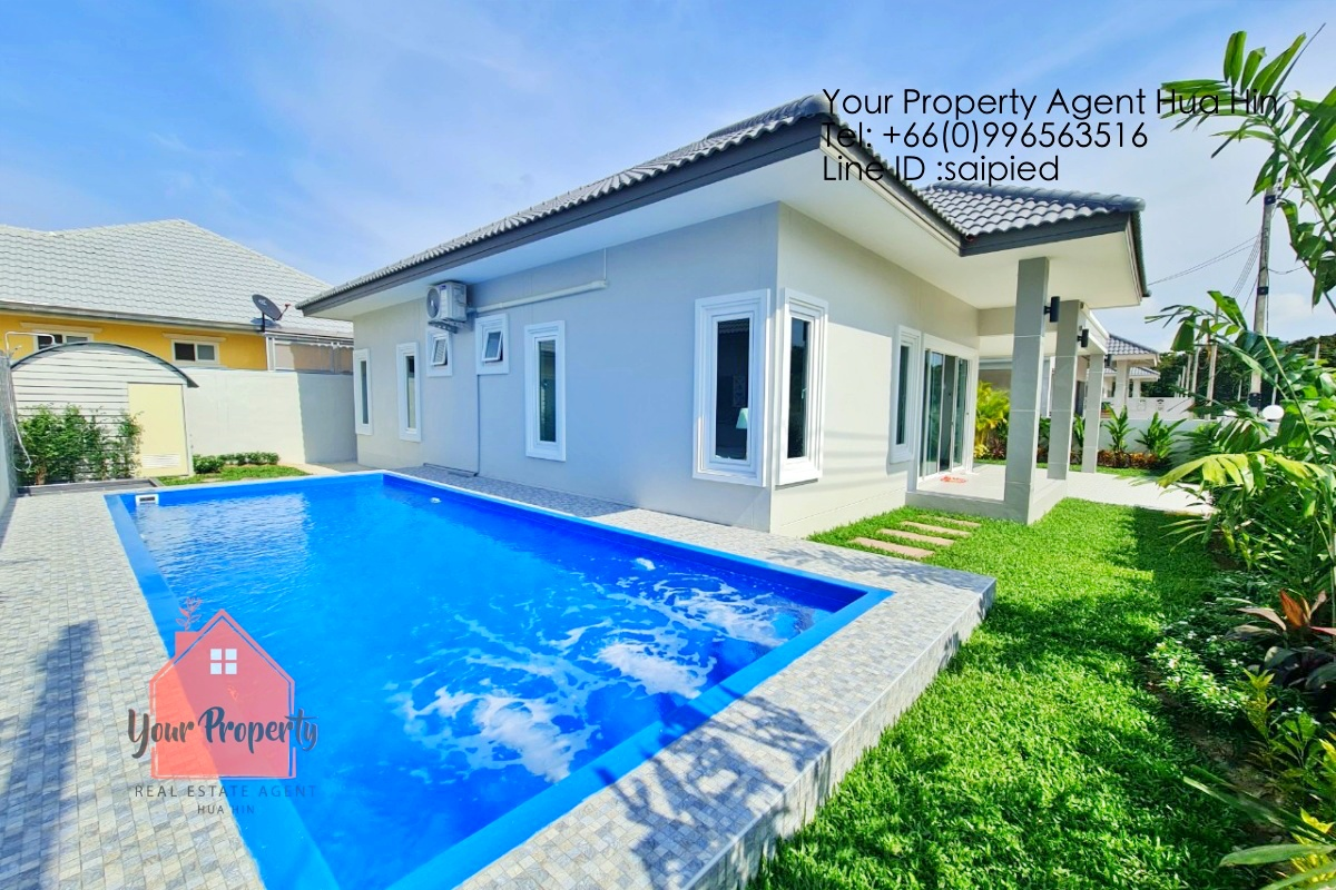 New Pool Villa Hua Hin