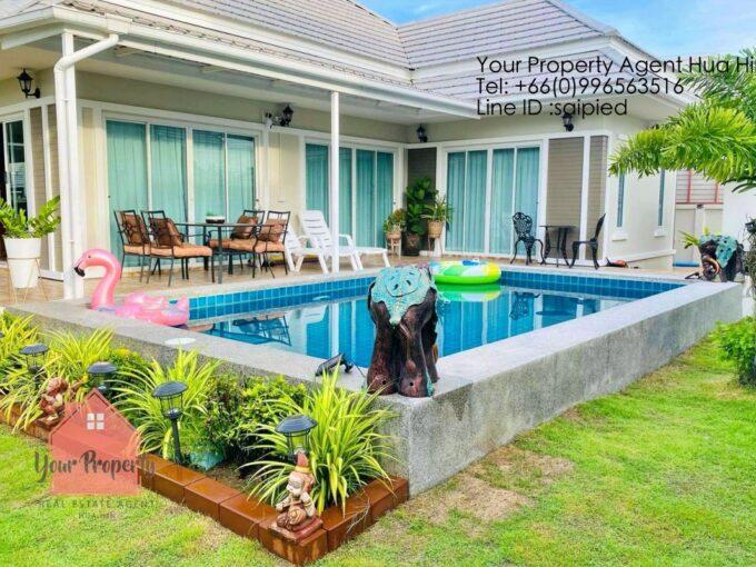 Pool Villa Hua Hin for Sale