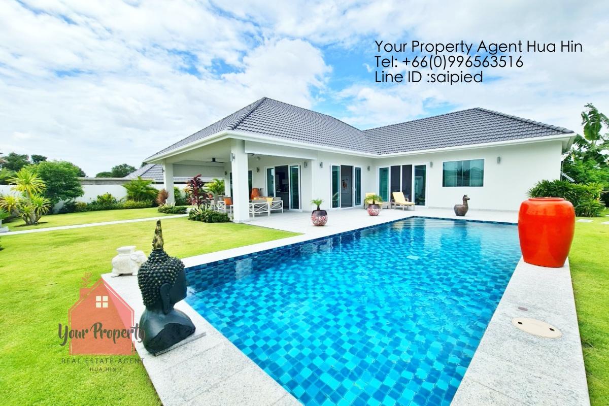 Luxury Modern Villa Hua Hin