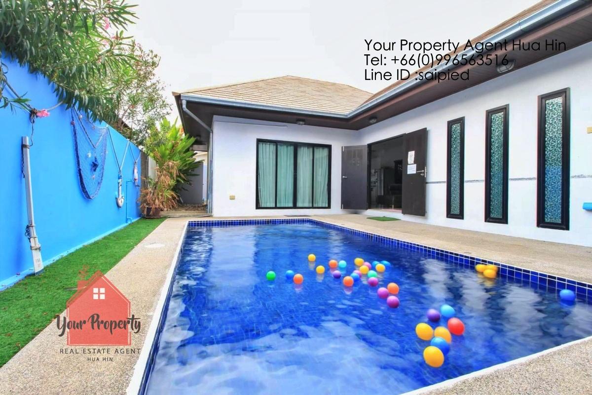 Pool Villa Hua Hin for Rent