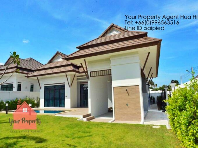 Luxury Villa Hua Hin for Rent