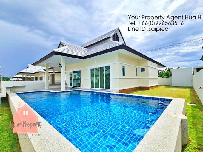 Pool Villa 3 Bedrooms Hua Hin