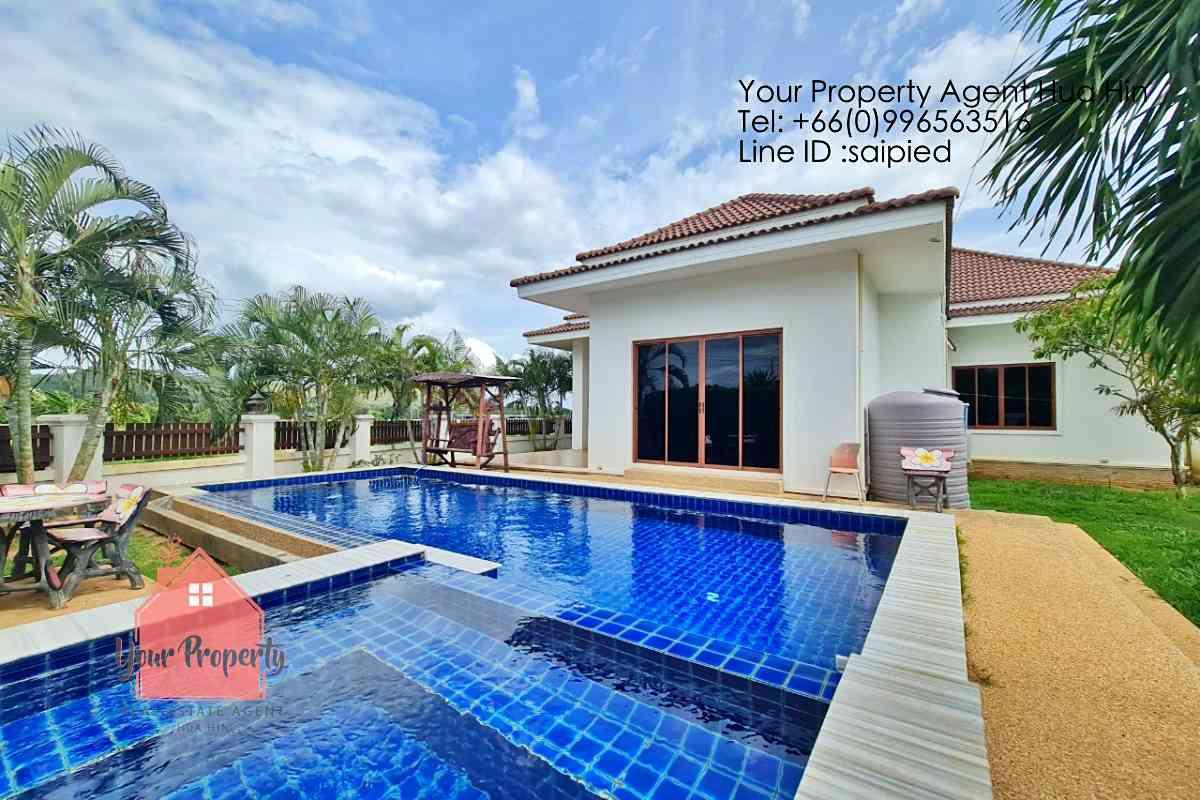 Pool Villa in Khao Tao Hua Hin
