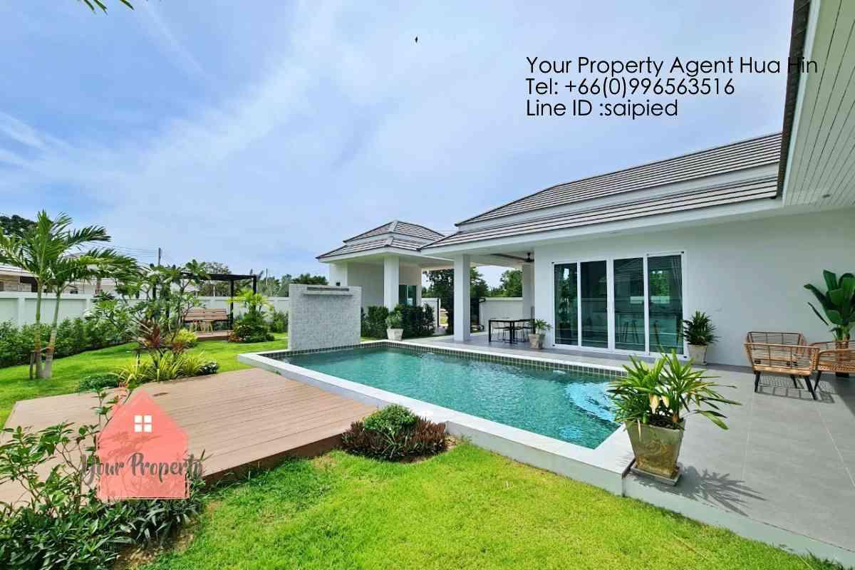 New Villa Hua Hin for Sale