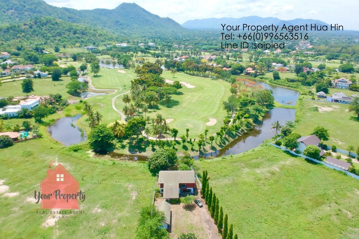 House for Sale with Lake View for at Palm Hills Golf