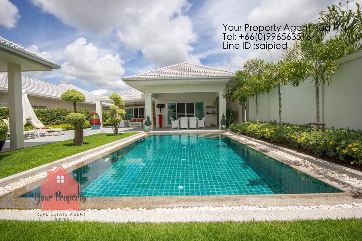Modern Villa Hua Hin for Sale