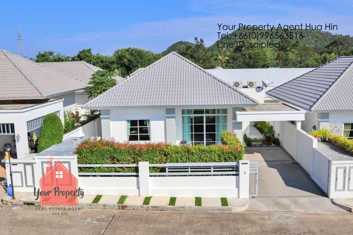 Modern Thai Villa Hua Hin