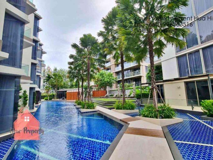 Modern Condo Near Beach Hua Hin